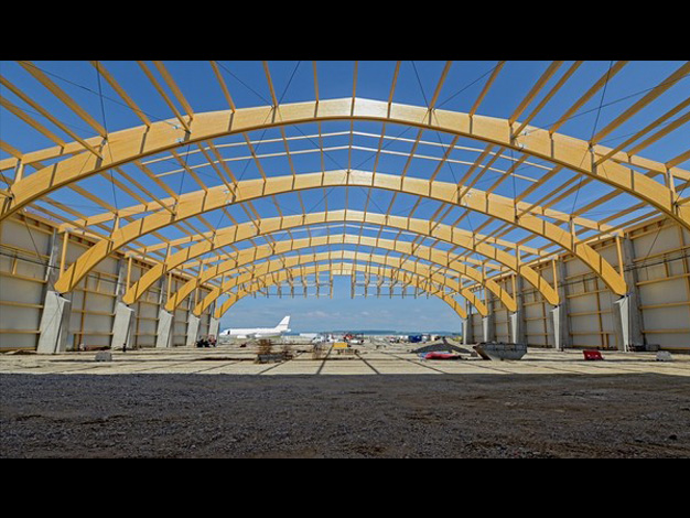 Vierter Hangar für AMAC Aerospace