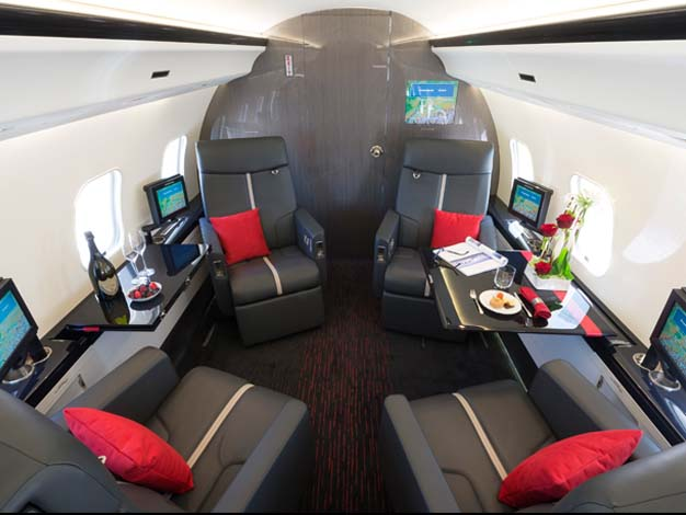 AMAC delivers bespoke private aviation for world's VVIP's