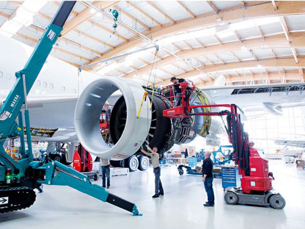 AMAC Aerospace: Business Aviation Takes Flight