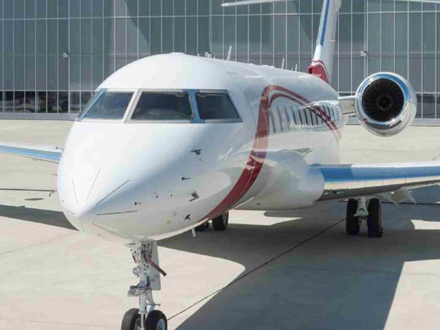 Швейцарское качество в бизнес- авиации