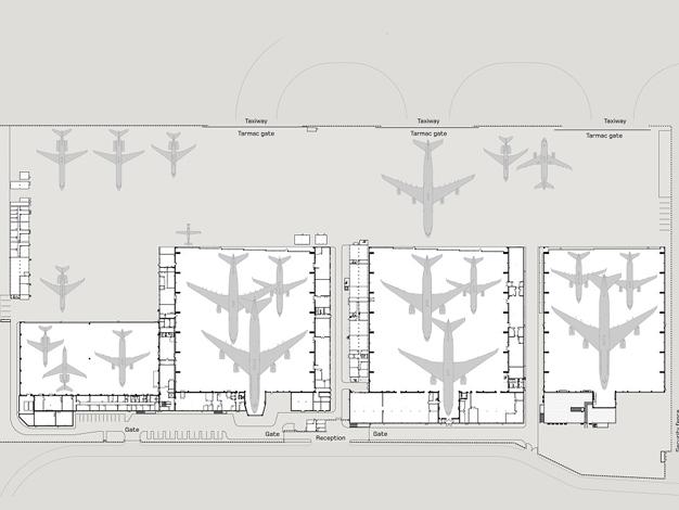 AMAC Aerospace Opens Fourth Hangar at EuroAirport in Basel