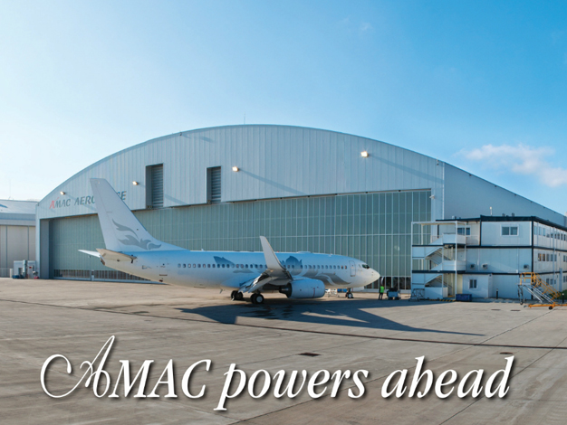 AMAC Powers Ahead