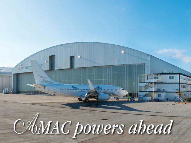 AMAC Powers Ahead