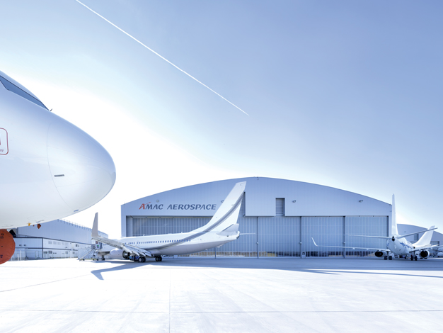 AMAC Aerospace Switzerland AG Provided Support in Launch of New Commercial Operator