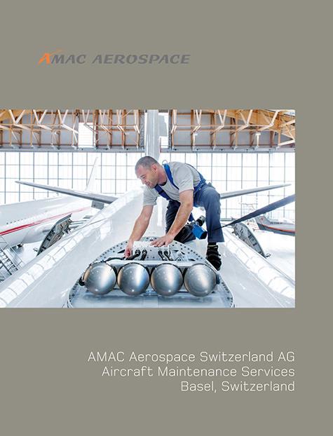 Aircraft Maintenance Services Switzerland