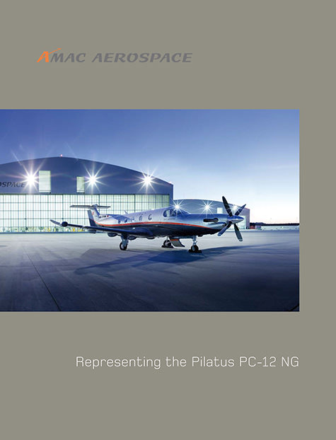 Representing the Pitatus PC-12 NG