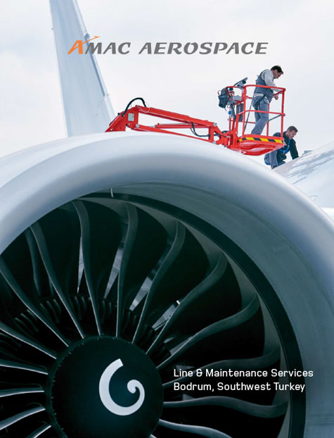 Aircraft Maintenance Services Bodrum
