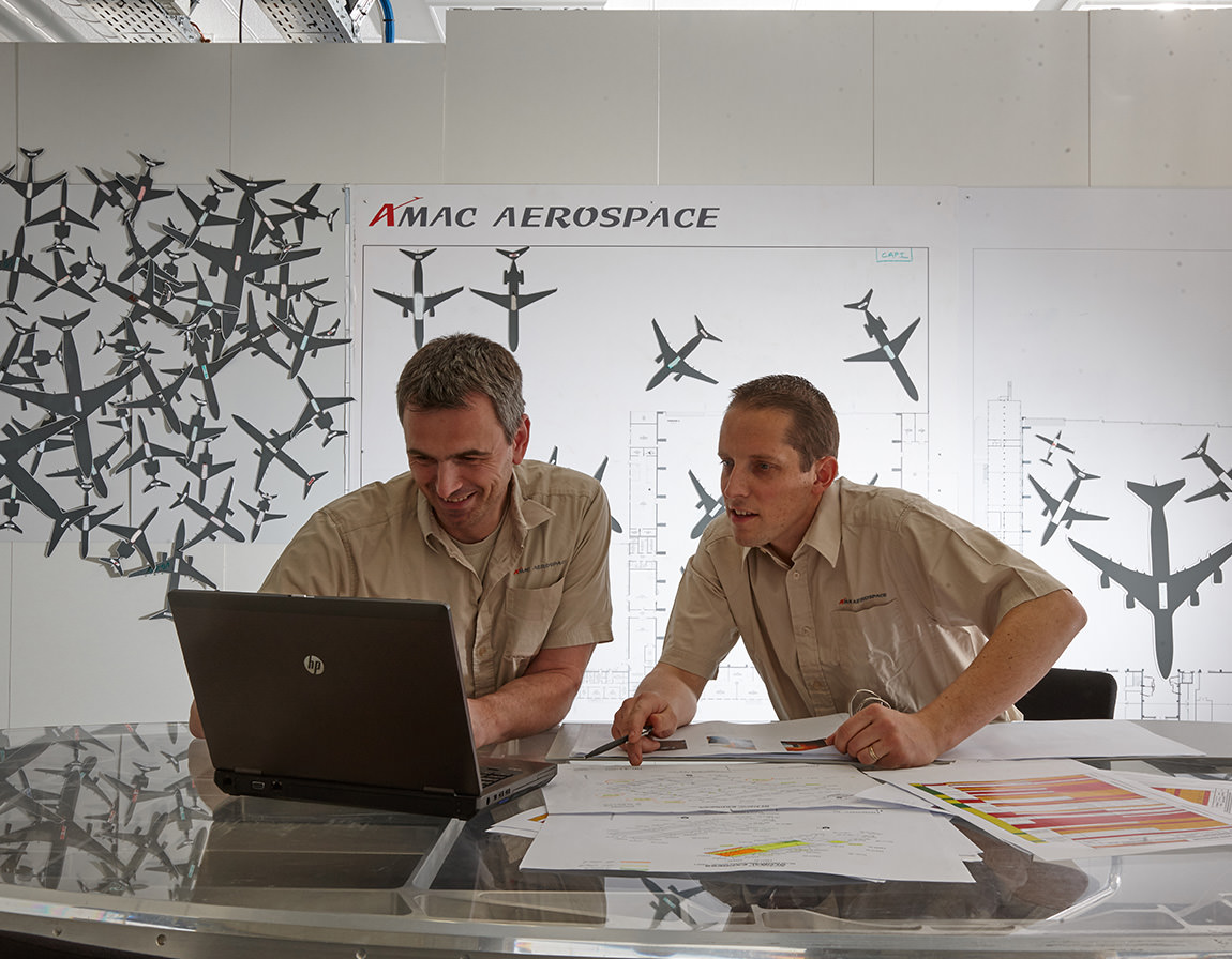 AMAC Maintenance Basel Capacity