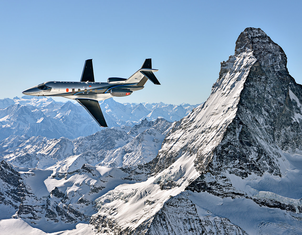 AMAC Pilatus Sales PC 24 glance
