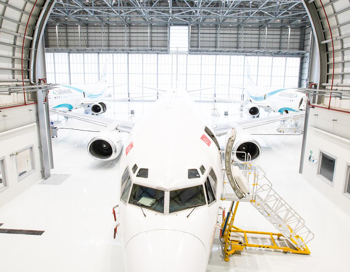 AMAC Maintenance Bodrum Hangar