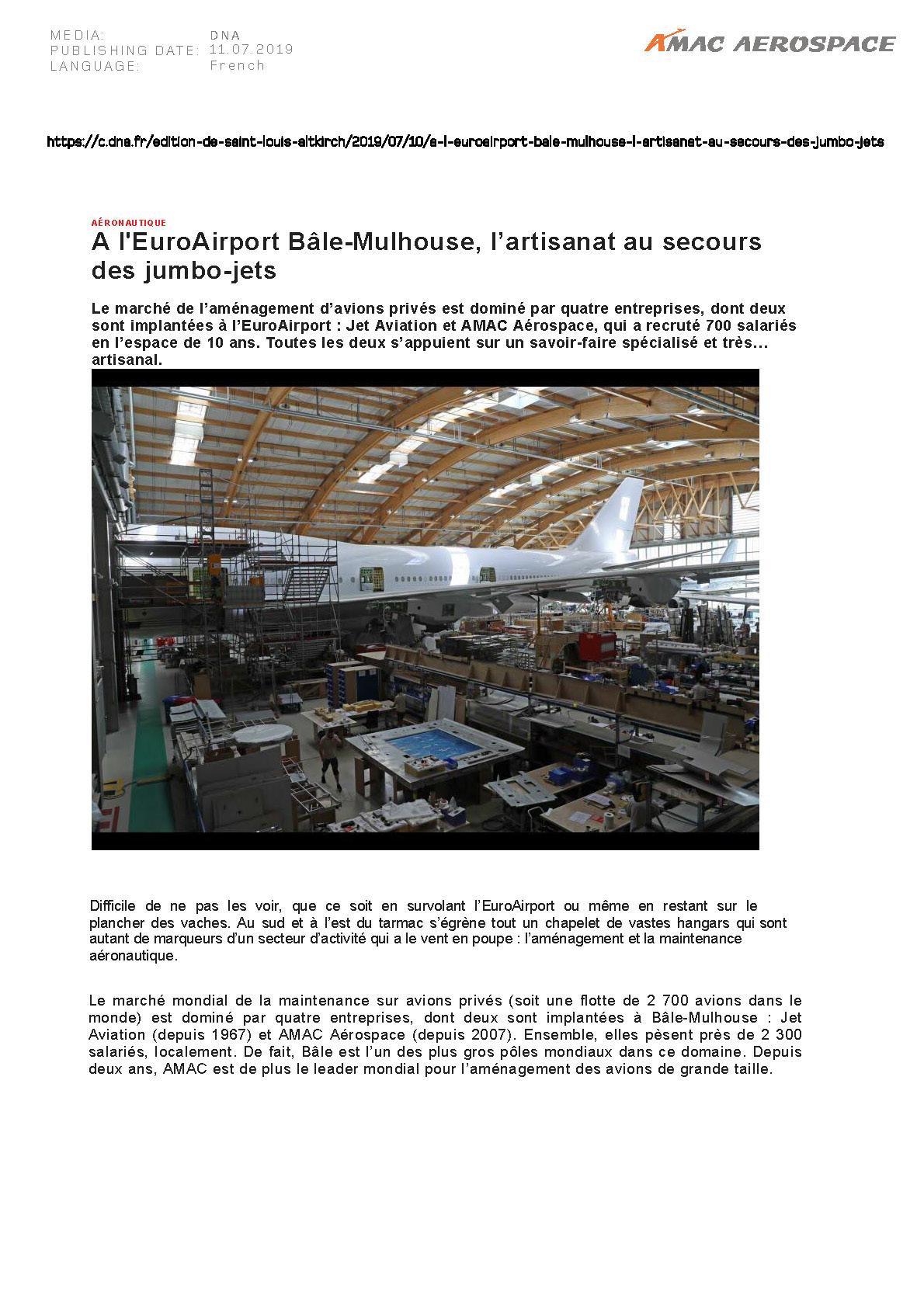 job dating aeronautique Toulouse