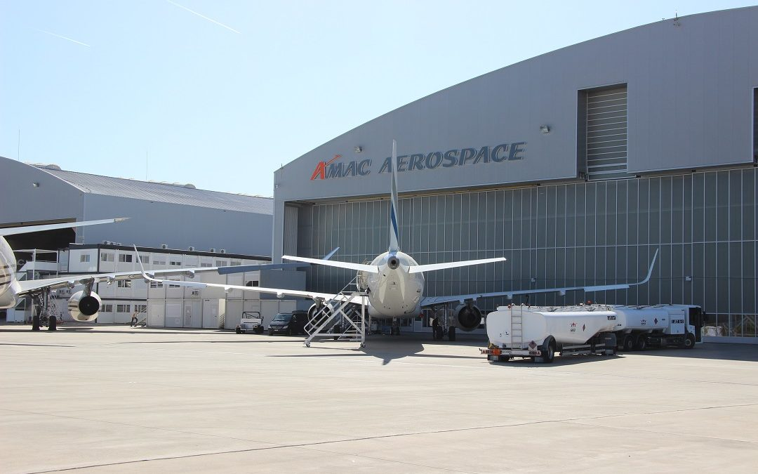 New awarded maintenance projects on two Airbus ACJ320