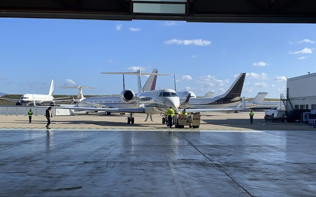 New maintenance projects on Airbus and Gulfstream A/C