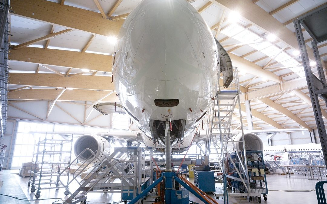 New awarded projects for AMAC Aerospace