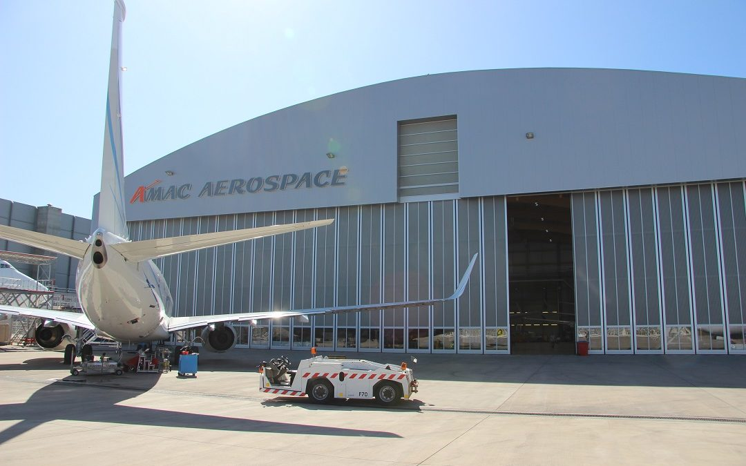 New projects planned for AMAC Aerospace in Basel, Switzerland