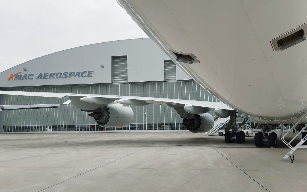 High maintenance season at AMAC Aerospace