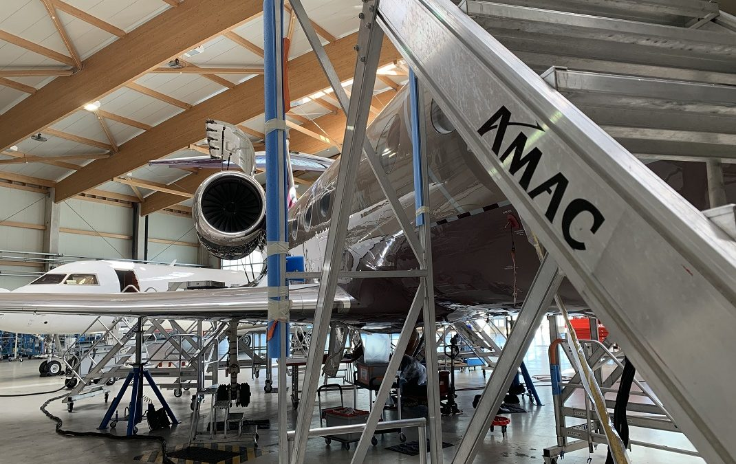 At short notice: Two new projects awarded to AMAC Aerospace