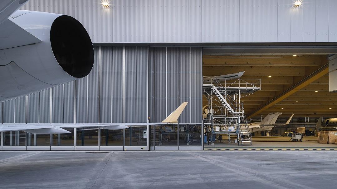New Arrivals at AMAC's new Hangar 5