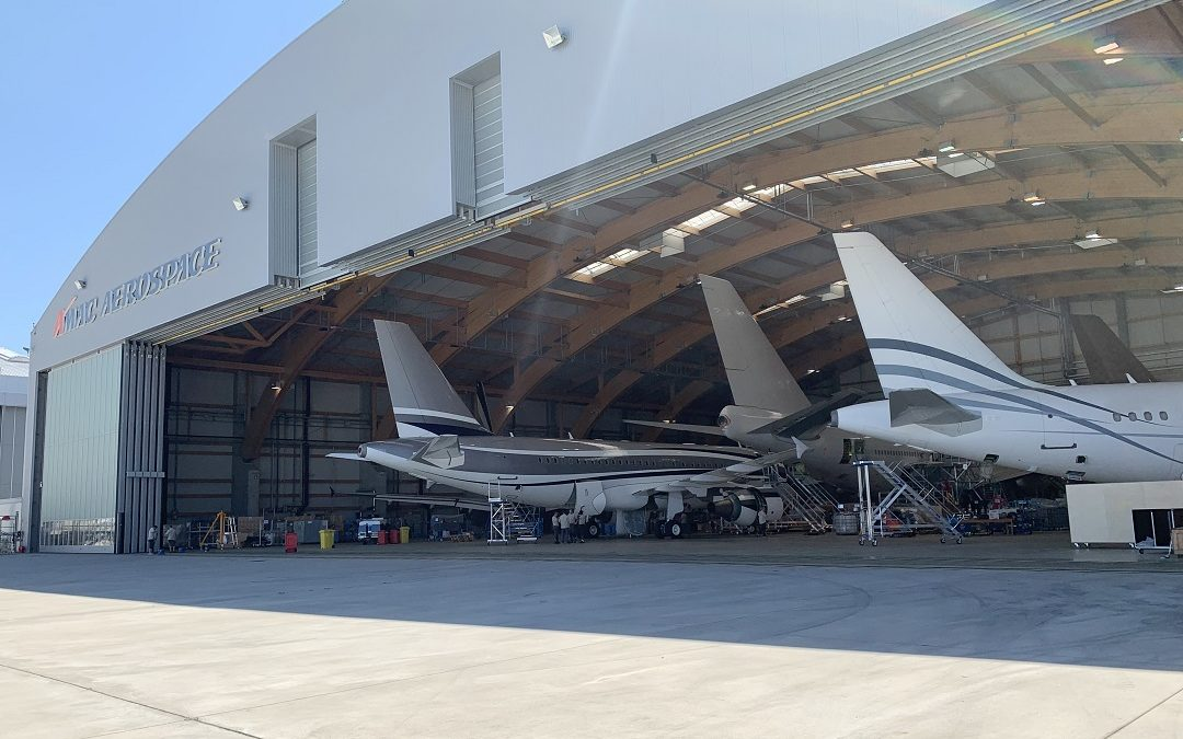 Two New Maintenance Projects on Airbus ACJ319