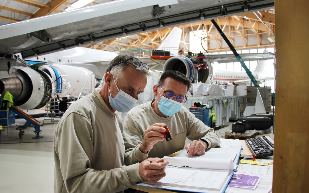 Two New BBJ's Maintenance Contracts for AMAC Aerospace