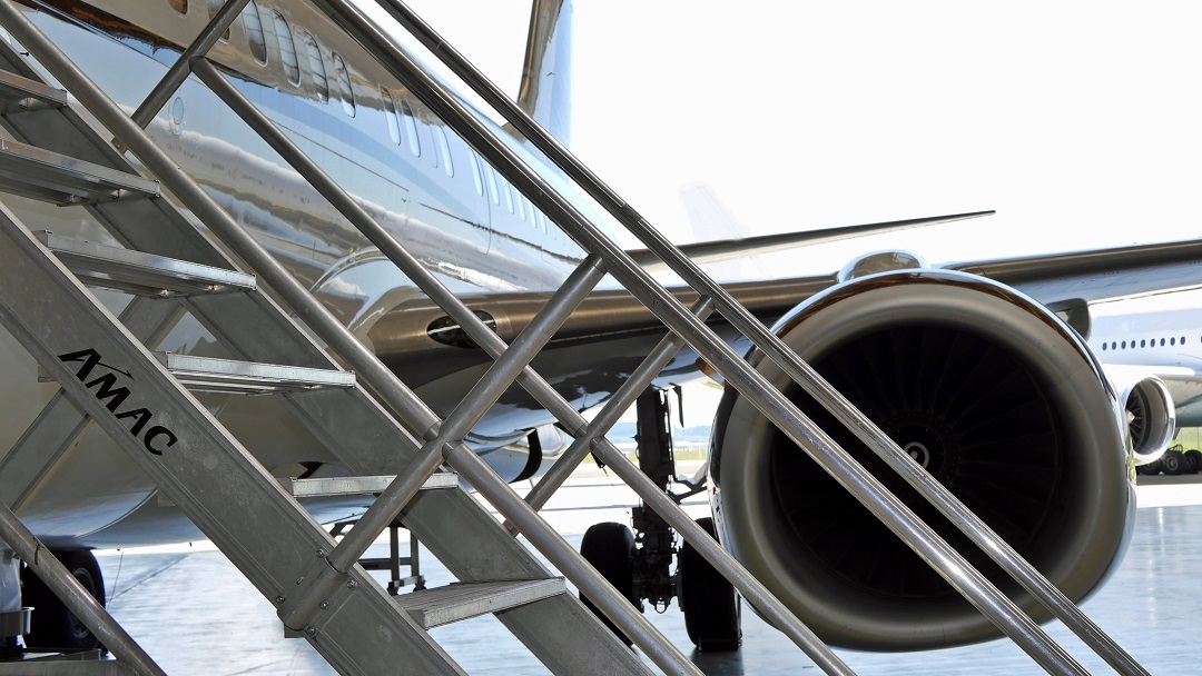 Pre-Purchase Inspection on a Boeing BBJ