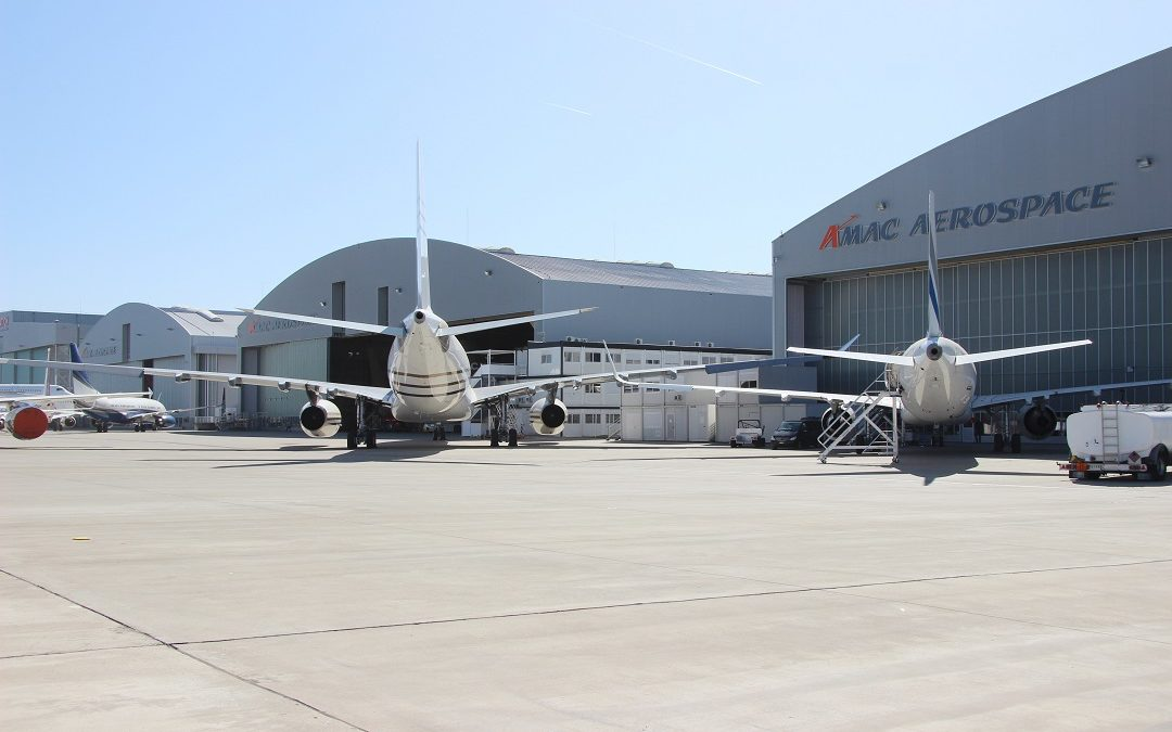 New Maintenance Package for AMAC Aerospace