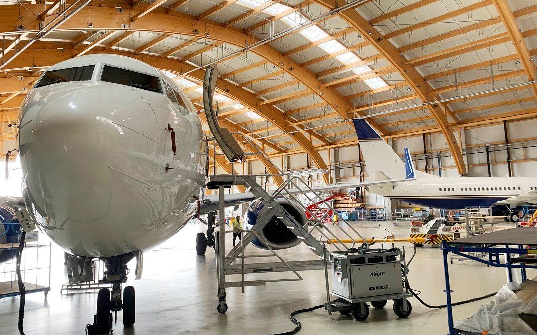 Maintenance Input on Boeing B737