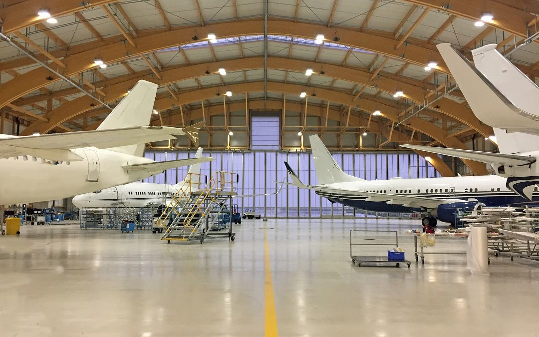 Two New Maintenance Projects on Boeing B737 Aircraft