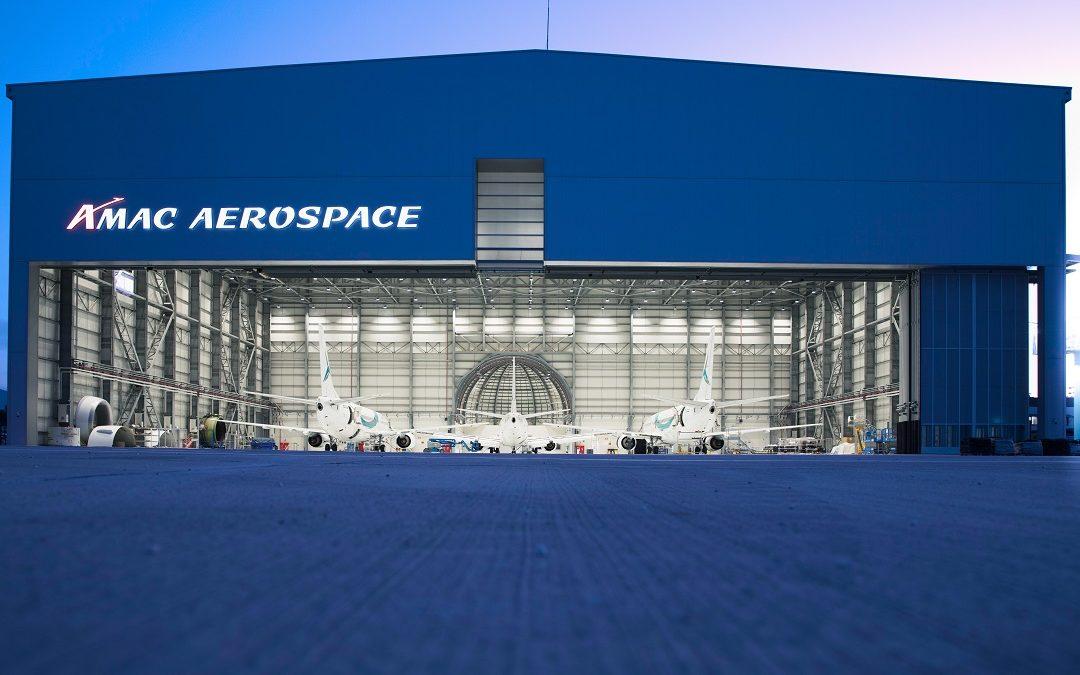 New VIP Maintenance Project for AMAC Aerospace Bodrum, Turkey