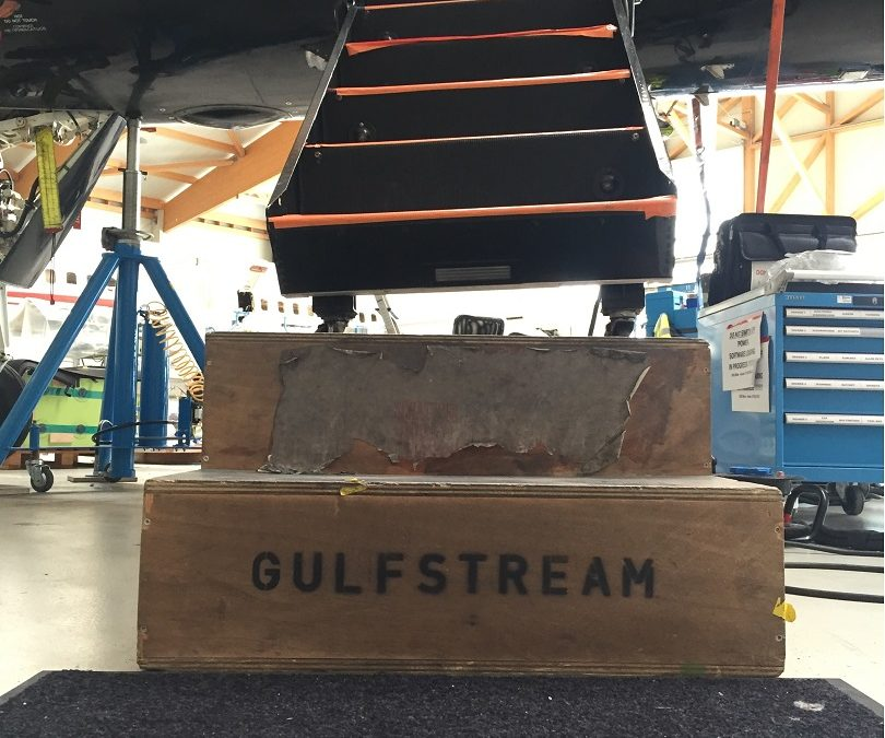 Swift Support for Grounded Gulfstream G450