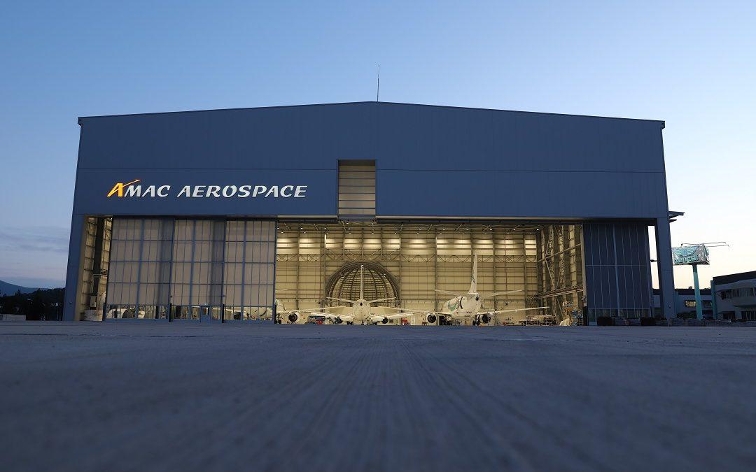 AMAC Aerospace Turkey: C Check on a Boeing B777
